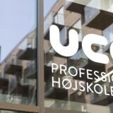 De københavnske professionshøjskoler UCC og Metropol har hver omkring 11.000 studerende på en lang række forskellige uddannelser.