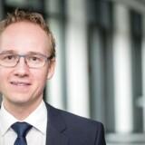 Jacob Pedersen, Sydbank.