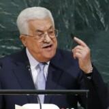 Ifølge AFP har Abbas været under pres fra sine egne rækker for at aflyse mødet som reaktion på USA's beslutning om at anerkende Jerusalem som Israels hovedstad.