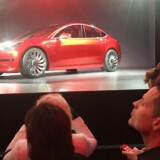 Tesla model 3 har skabt massiv efterspørgsel.