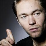Jakob Oftebro danner ikke længere par med den norske skuespillerinde Iben Akerlie. Scanpix/Simon Læssøe/arkiv