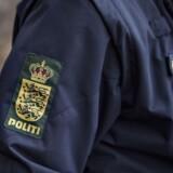 Et indbrud i Højbjerg udviklede sig til røveri, da gerningsmanden truede en årvågen nabo.