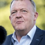 Arkivfoto. Lars Løkke Rasmussen (V) forstår godt, at Uffe Elbæk vil være statsminister, men frygter ikke konkurrencen.