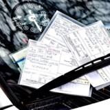 Arkivfoto. En ny afgørelse i retten slår fast, at man ikke altid skal betale for at indtaste nummerpladen forkert.