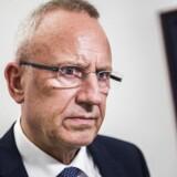 Tidligere eskæftigelsesminister Jørn Neergaard Larsen er ny formand i Metroselskabet. (Foto: Ólafur Steinar Gestsson/Scanpix 2016)