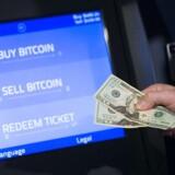 Akrvfoto: Danske fintech-industris seneste frembringelse - den webbaserede valuta »Global Curreny Unit« - har taget toppen af finansverdenen med storm. Adskillige centralbanker har vist stor interesse, men Den Internationale Valutafond, IMF, vil ikke være med.