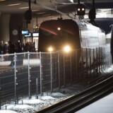 DSB's nye køreplan sikrer, at der igen vil køre direkte tog mellem Fyn og Jylland og Københavns Lufthavn. (Foto: Linda Kastrup/Scanpix 2015)