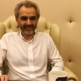 Prins Al-Waleed bin Talal var en af flere kongelige, som blev tilbageholdt i forbindelse med en anti-korruptionsaktion i november.