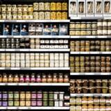Der er 42.000 varenumre hos Købmand Dalgaard i Hørsholm. En discountbutik har typisk 4.000-5.000.