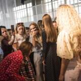 Arkivfoto: Copenhagen Fashion Week SS/18. Ganni, Refshaleøen, København.