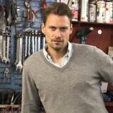 Direktør Peter Michael Oxholm Zigler fra Autobutler, der har succes med at indhente tilbud fra værksteder og skabe overblik over mekanikerregningen. Foto: Nils Meilvang