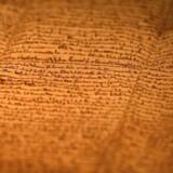 Magna Carta fra 1217 er det første eksempel på, at borgerne bliver tildelt rettigheder. Og nu er der behov for at få et digitalt Magna Carta, så danskerne får rettigheder, når det offentlige tvinger dem til at bruge digital selvbetjening, mener IT-Branchen og Ældresagen. Arkivfoto: Bobby Yip, Reuters/Scanpix