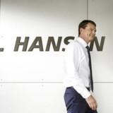 Chr. Hansens afgående topchef Cees de Jong, CEO