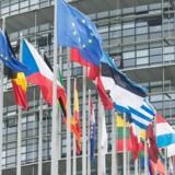 Eurozonen omfatter Belgien, Tyskland, Estland, Irland, Grækenland, Spanien, Frankrig, Italien, Cypern, Letland, Litauen, Luxembourg, Malta, Holland, Østrig, Portugal, Slovenien, Slovakiet og Finland.