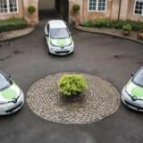 GreenMobility og Renault til september sender 450 eldrevne delebiler ud i hovedstadens gader. Prisen beregnes på minutbasis, men taksten er endnu ukendt.