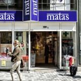 Matas kom ud af tredje kvartal i det forskudte regnskabsår 2015/16 med en omsætning på 1051,5 mio. kr..