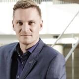 Stofa skal være landsdækkende udbyder af TV og internet, siger administrerende direktør Ole Fruekilde Madsen. Foto: Stofa