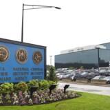 En person er anholdt efter et skyderi nær den amerikanske efterretningstjeneste NSA's hovedkvarter i Maryland.
