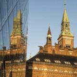 KBH2025-klimaplanen blev vedtaget i Borgerrepræsentationen i august 2012. Målet var at gøre København til verdens første CO2-neutrale hovedstad i 2025. (Arkivbillede af Københavns Rådhus)