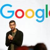 Googles administrerende direktør, Sundar Pichai.