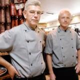 Arkivfoto. Slagterbutikken, der fra årsskiftet overtages af Tulip, er godt kendt af de mange, der ferierer i Nordjylland, og vil have et godt stykke skinke eller spegepølse.