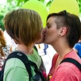 Arkivfoto. Kun ét af Maltas parlamentsmedlemmer stemte onsdag nej til legalisering af homoseksuelle ægteskaber.