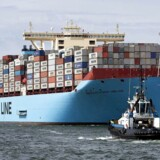 Maersk Line, der er det vigtigste forretningben i A.P. Møller - Mærsk-gruppen, har givet et underskud på over en mia. kr. gennem 2016
