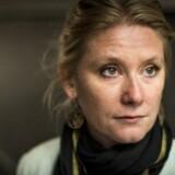 Forfatter, journalist og modtager af Cavling-prisen, Puk Damsgård.