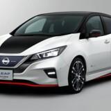 Indtil videre en konceptbil, men der er ingen tvivl om, at Nissan mener det seriøst - næste år kommer der en hurtig Leaf under navnet Leaf Nismo