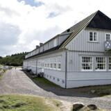 En tørretumbler var skyld i, at Svinkløv Badehotel brændte l ned til grunden. Nu er erstatningssagen slut. (Foto: Henning Bagger/Scanpix 2016)