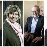 Lars Larsen, Hanni Toosbuy Kasprzak, Kjeld Kirk Kristiansen og Niels Peter Louis-Hansen er alle at finde på magasinet Forbes 2017-liste over verdens allerrigeste.