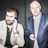 Plenti er stiftet af Peter Mægbæk og Morten Strunge.