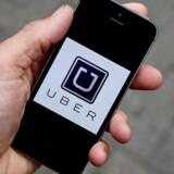 Den danske division af Uber lukkede tilbage i slutningen af marts i erkendelse af, at den nye taxalov fortsat gjorde tjenesten ulovlig.