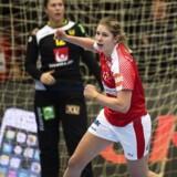 Efter et år med skader vendte Line Jørgensen tilbage fyldt med energi. Men benene kunne ikke helt følge med.
