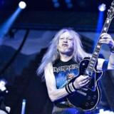 Arkivfoto: Det over 40 år gamle Heavy Metal-orkester Iron Maiden giver koncert i Royal Arena i sommeren 2018.