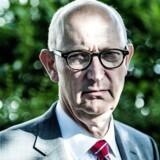 Søren Bjerre-Nielsen er bestyrelsesformand i Velux. Berlingske kører en serie med bestyrelsesformænd i nogle af de største danske virksomheder - hvordan styrer de virksomheden, mens de venter på opsving? Hellerup 29 september 2014