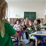 Blågårds skole på Nørrebro er en af de skoler, der nu får en helhedsrenovering. Arkivfoto.