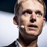 Den grønne energiomstillng byder på en række vækstmuligheder for Ørsted, siger administrerende direktør Henrik Poulsen.