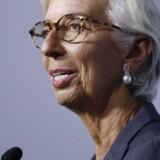 Christine Lagarde, direktør for IMF.