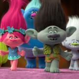 Troldene, som de ser ud i DreamWorks-filmen Trolls.