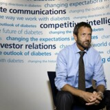 Mike Rulis, der er kommunikationsdirektør i Novo Nordisk, afviser, at det danske medicinalselskab har båret sig forkert ad med Victoza i USA.