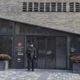Retten på Frederiksberg er et af de domhuse, der torsdag modtog et trusselbrev.