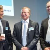 Trond Westlie, Nils Smedegaard og Kim Fejfer