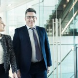 Jakob Baruël Poulsen og Christina Grumstrup, der begge er seniorpartnere i Copenhagen Infrastructure Partners (CIP), har netop vundet en del af det meget profilerede udbud af havvind i Massachusetts. Ørsted tabte til gengæld, og nu falder aktien stort.