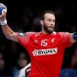 Jesper Nøddesbo er vendt tilbage til den danske håndboldliga.