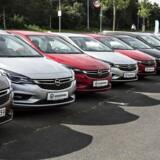 Tal fra Danmarks Statistik viser, at forhandlinger om bilafgifter førte til usædvanligt antal konkurser.