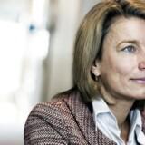 Eva Berneke, adm. direktør i KMD.