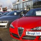 Brugte biler falder ikke længere i pris efter ændringerne i afgifterne i november 2017.