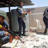 Irak har siden efteråret generobret områder af Mosul.