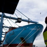 Havnearbejdere tilknyttet A.P. Møller-Mærsks terminal i Gøteborg planlægger at strejke.